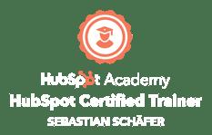 HubSpot Certified Trainer Badge